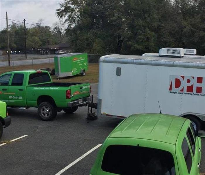 SERVPRO Valdosta is a trusted name