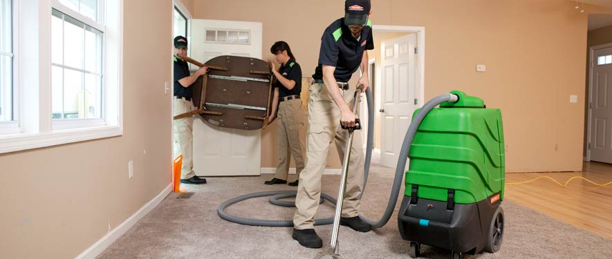Valdosta, GA residential restoration cleaning